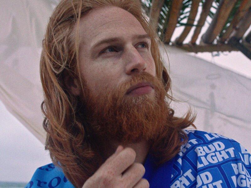 bud light millennial beach commercial
